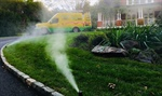 When Should I Winterize My Lawn Sprinkler System?