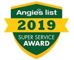 Pacific Lawn Sprinklers Earns 2019 Angie's List Super Service Award