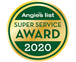 Pacific Lawn Sprinklers Earns 2020 Angie's List Super Service Award
