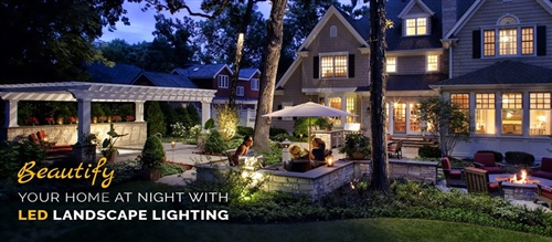 Landscape Lighting Systems Low Voltage And Led
