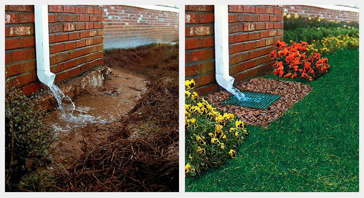 34+ Backyard Drainage Systems Images - HomeLooker