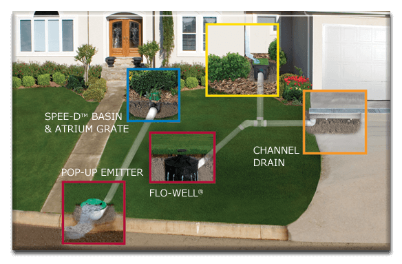 Quick Tip Is Poor Drainage Causing Problems In Your Lawn