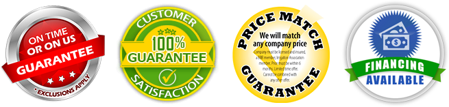 Licensed and insured sprinkler company with customer loyalty programs