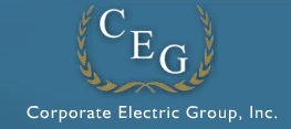 Corporate Electric Group Inc. Logo