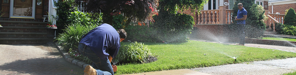 Lawn Sprinklers – Maintenance, Service and Installations