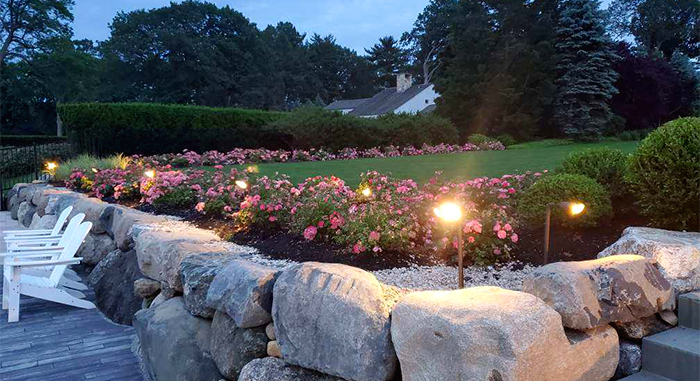 Landscape lighting specialists