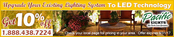10% Off LED Lighting Installation
